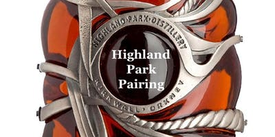 Highland Park Dinner & Whiskey Pairing