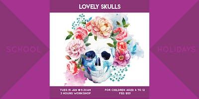 Lovely Skulls