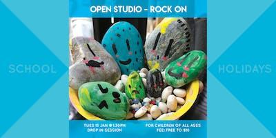 Open Studio : Rock On