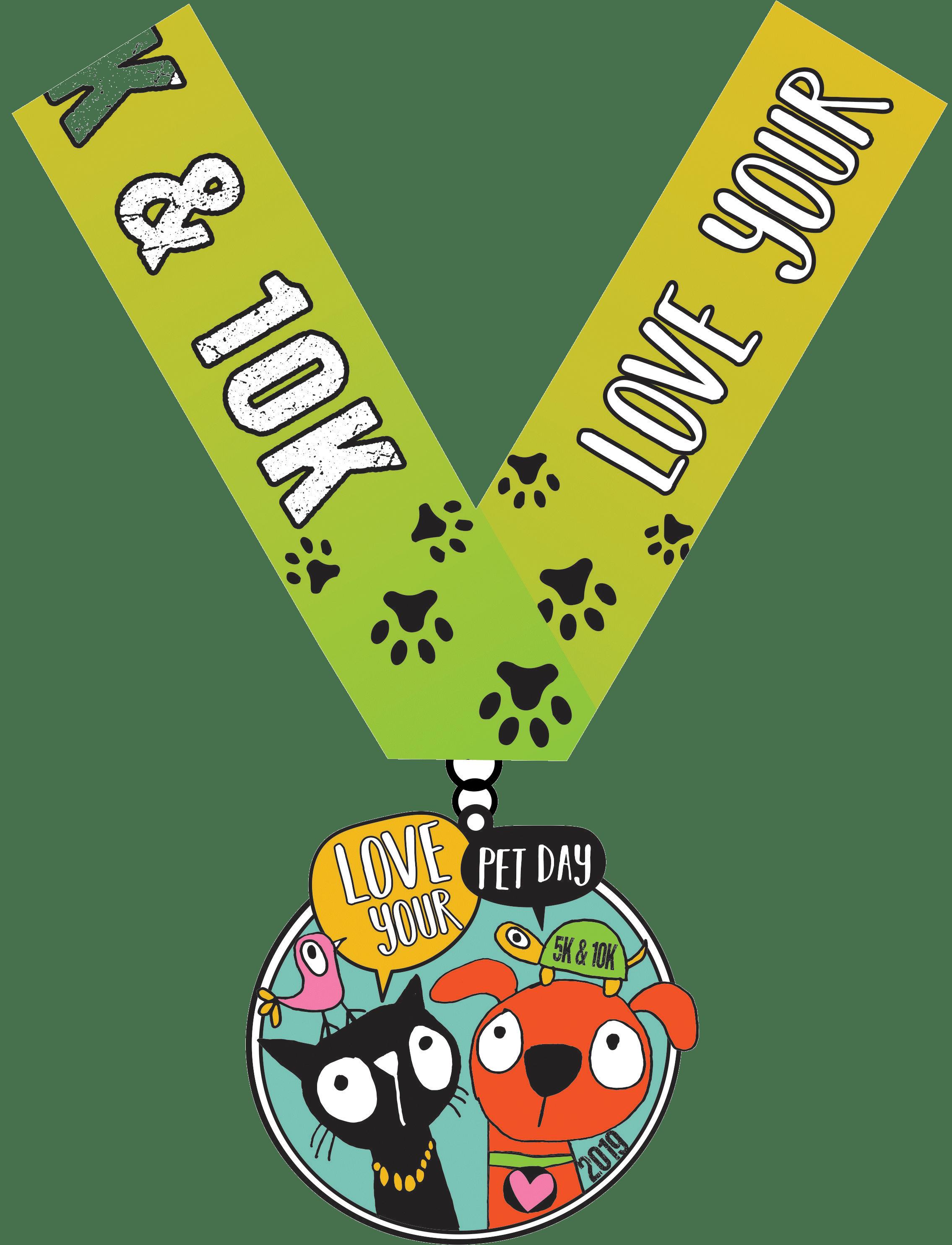 2019 Love Your Pet Day 5K & 10K -Memphis