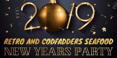 Retro & Codfadders New Years East Coast  dinner & dance