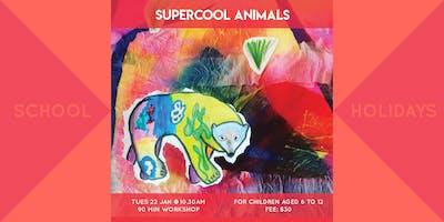 Super Cool Animals