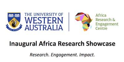 AfREC Inaugural Africa Research Showcase