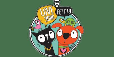 2019 Love Your Pet Day 5K & 10K -Alexandria