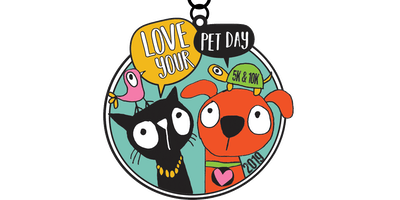 2019 Love Your Pet Day 5K & 10K - Anchorage