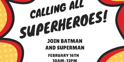Heroes Unite!