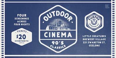 Furphy Outdoor Cinema 2019