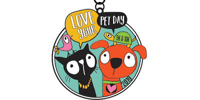 2019 Love Your Pet Day 5K & 10K - Gainesville