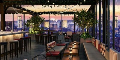 Magic Hour Rooftop Bar and Lounge