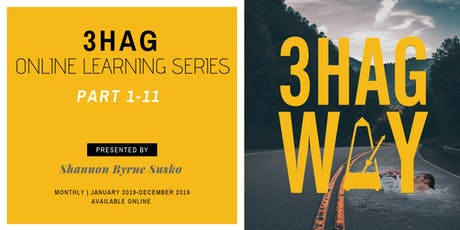 The 3HAG Online Learning Series: Part 1-11  tickets