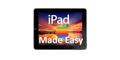 eWorkshop: iPad Made Easy