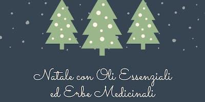 Natale con Oli Essenziali ed Erbe Medicinali