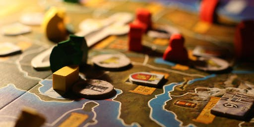 Library After Dark: Tabletop Games and RPG (16+ event)