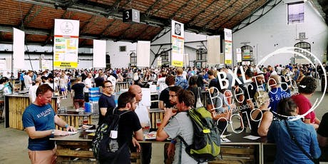 BXLBeerFest 2019 tickets