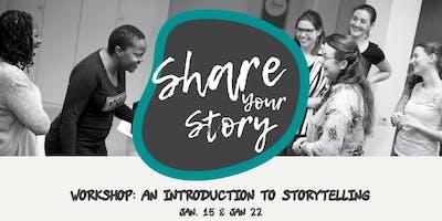 Storytelling Workshop - Diversity Chronicles   WUR