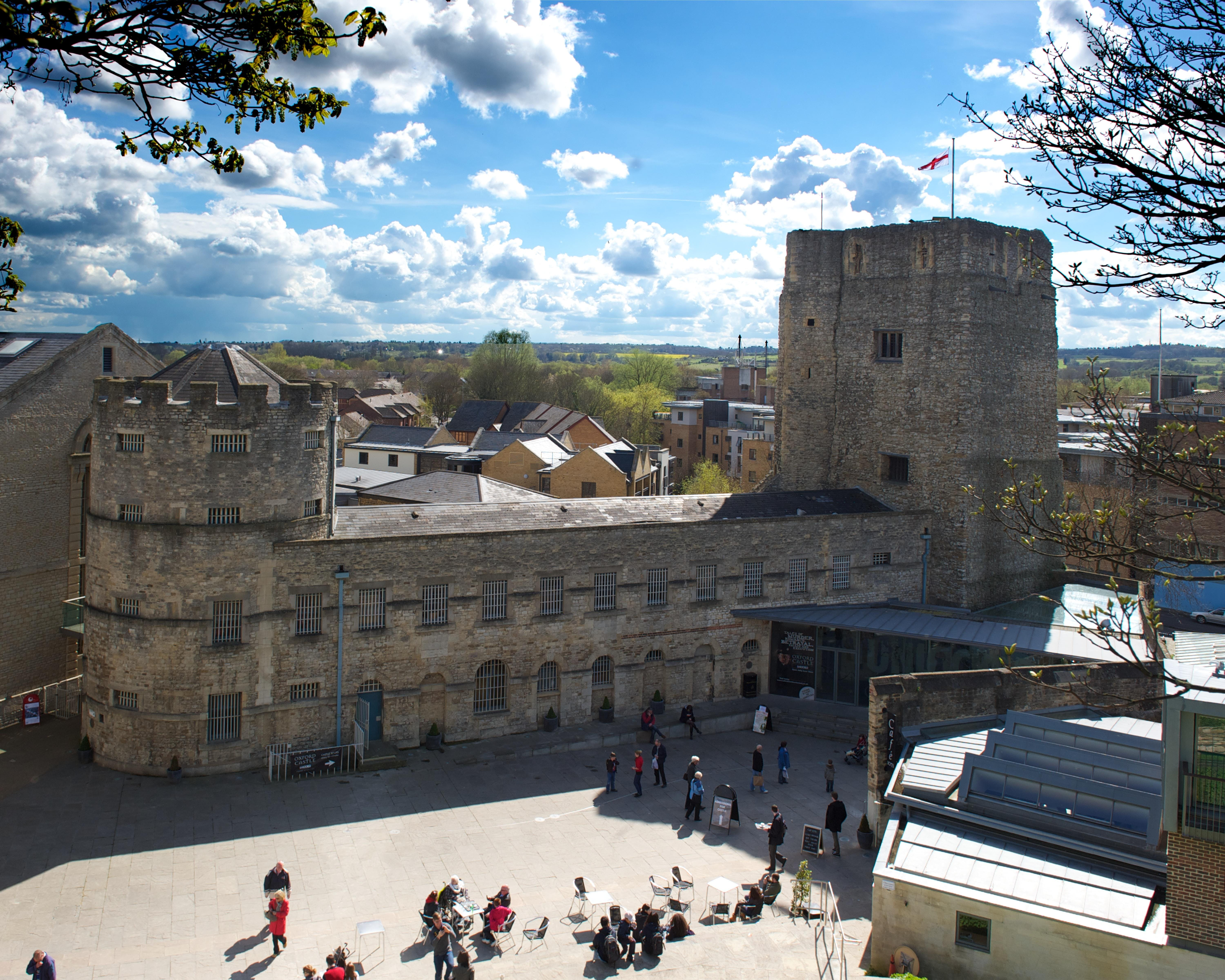 Stories of Oxford Castle, with Mark Davies