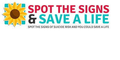 Spot the Signs ******* Prevention Training Hatfield