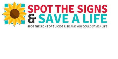 Spot the Signs Suicide Prevention Training Hatfield tickets