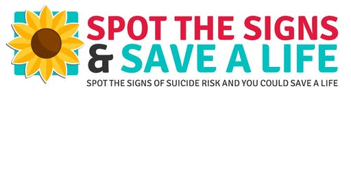 Spot the Signs Suicide Prevention Training Letchworth