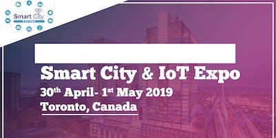 10th Smart City & IoT Expo 2019