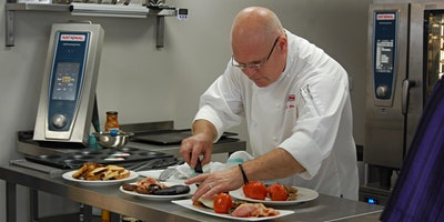 CookLive at Comax UK