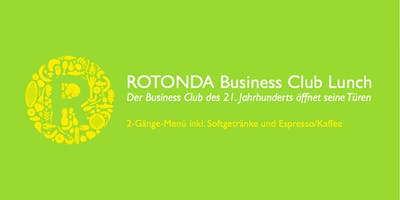 Rotonda Business Club Lunch (Stuttgart) – Oktober