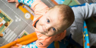 BoekStart: Babymassage