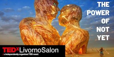 TEDxLivornoSalon - The power of not yet