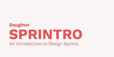 Sprintro #2 – an introduction to Design Sprints