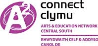 A2Connect: Arts & Education Network for Central South Wales logo