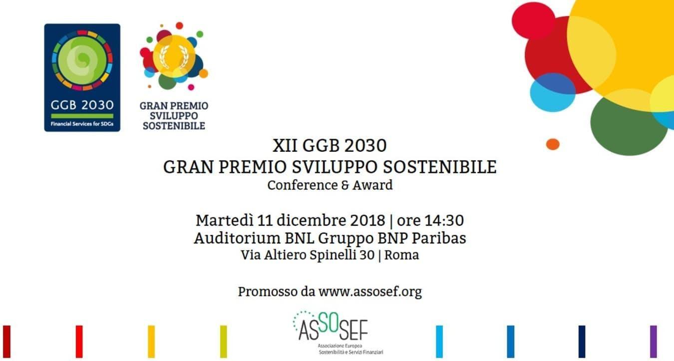 XII Green Globe Banking 2030 - Financial Serv