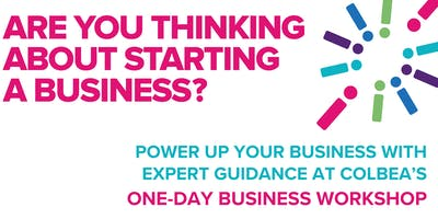Introduction to Business Workshop - Colchester Friday 12th April 2019