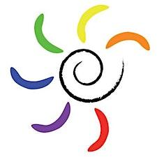 ;-) lachen verbindet logo