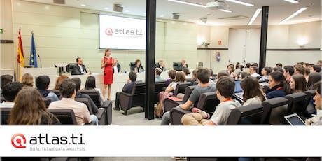Introduction to ATLAS.ti 8 Windows & Mac entradas