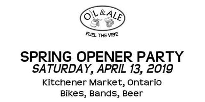 Oil & Ale Spring Opener Party 2019
