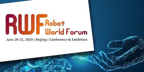 Robot World Forum tickets