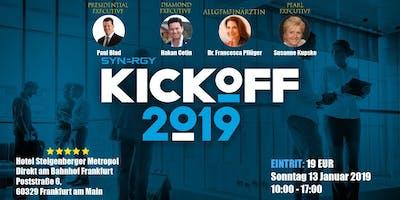 Synergy Kickoff 2019 Deutschland