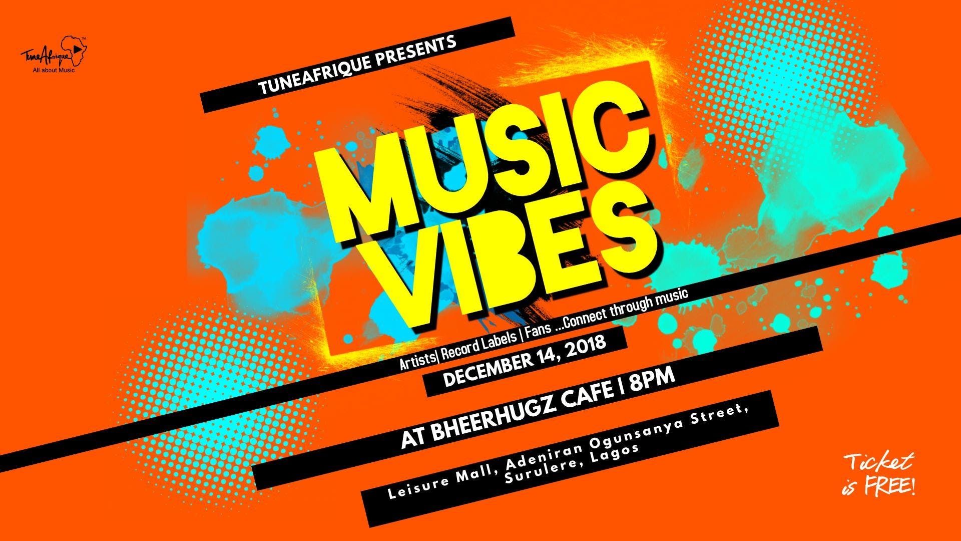 Music Vibes By TuneAfrique
