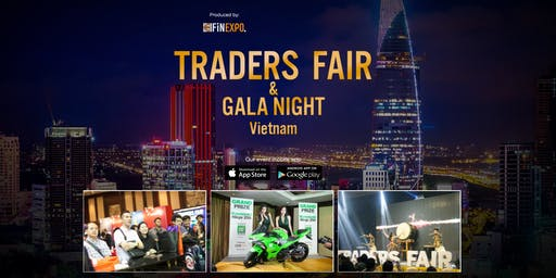 Traders Fair 2019 - Vietnam (Financial Eduacation Event)