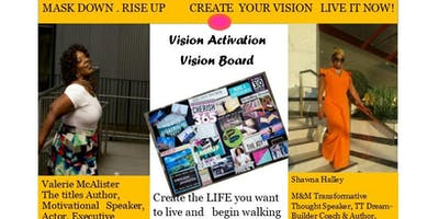 Mask Down 2019, Activate Your Vision!