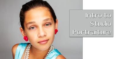 Intro to Studio Portraiture