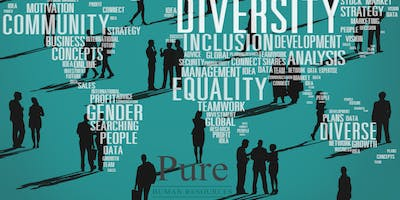 Equality and Diversity - BOOK NOW FOR A 20% DISCOUNT