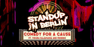 StandUp In Berlin: Comedy for a Cause (Benefit Sho