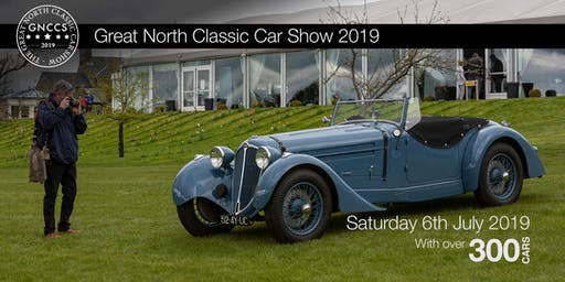 The Great North Classic Car Show 2019