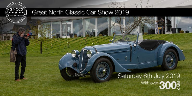 Great North Classic Car Show