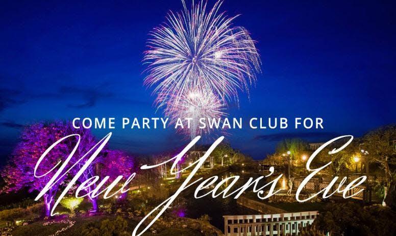 Swan Club's New Year's Eve Celebration 2019
