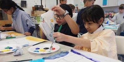 Exploring Art: Ages 8-12