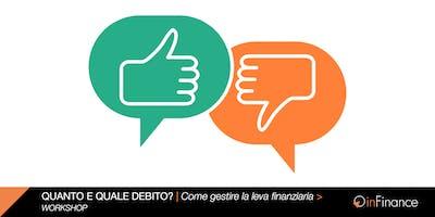 WORKSHOP | Quanto e quale debito? - ed. Brescia