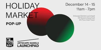 Launchpad Holiday Market