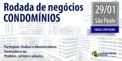 Rodada de negócios - CONDOMÍNIOS - 29-01